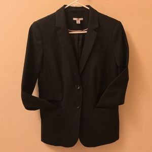 Gap Women's Black Blazer- Size 2